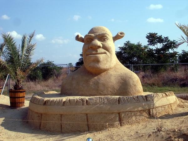 Фестиваль песчаных скульптур в Бургасе | Фото: CC BY 2.0, шурег, flickr.com