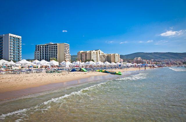 Побережье Болгарии - недвижимость на первой линии - Солнечный берег