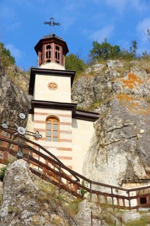 Ивановский монастырь, Болгария. Фото: shutterstock.com