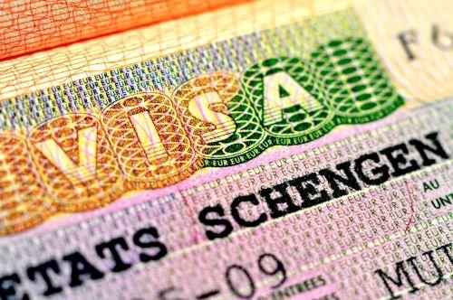 Образец Шенгенской визы | Фото: shutterstock.com