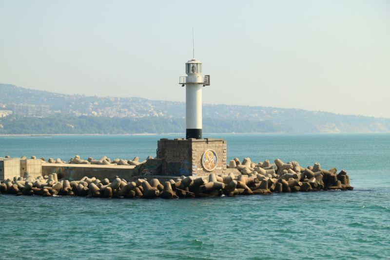 Морская столица Болгарии Варна