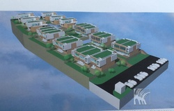 Land with a Development Project